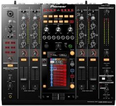Pioneer DJM-2000nexus - DJ Mixer