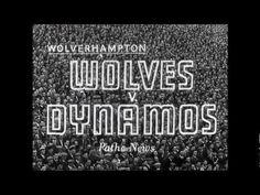 #Wolves v Moscow Dynamo November 1955