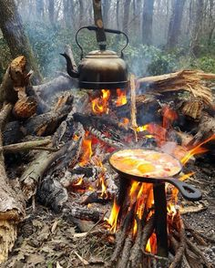 #breakfast #food #instafood #cooking #delicious #bushcraft #wildcamping #nature…