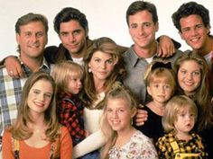If you were an kid you certainly remember TGIF the popular ABC Friday night lineup, which consisted on the hit shows Family Matters, Boy Meets World, and Full House. Full House was cancelled in 90s Tv Shows, Old Shows, Movies And Tv Shows, John Stamos, Candace Cameron Bure, Ashley Olsen, Andrea Barber, Best Tv, The Best