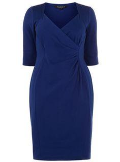 Scarlett & Jo Blue City Dress