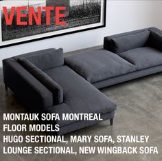1000 images about event on pinterest calgary vancouver for Vente sofa montreal