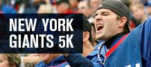 New York Giants Run of Champions 5K   can't wait!