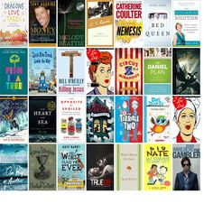 """Wednesday, July 8, 2015: The Greenfield Public Library has 13 new bestsellers, 15 new videos, 29 new audiobooks, 179 new children's books, and 165 other new books.   The new titles this week include """"Dragons Love Tacos,"""" """"MONEY Master the Game: 7 Simple Steps to Financial Freedom,"""" and """"Codependent No More: How to Stop Controlling Others and Start Caring for Yourself."""""""
