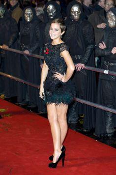 Emma Watson in Raphael Lopez
