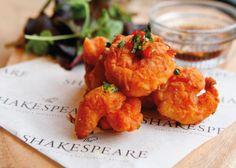 Chilli and lime king prawns atThe Shakespeare Pub Bristol House Restaurant, Prawn, Shakespeare, Bristol, Cauliflower, Lime, Vegetables, Awesome, Food