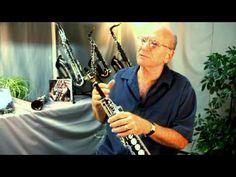 6-horn Tenor Sax Comparison: Buescher, Couf, Yani, Martin, Conn, Selmer - YouTube
