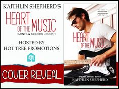 Heart of the Music Cover Reveal @KaithlinS @HotTreePromos - http://roomwithbooks.com/heart-of-the-music-cover-reveal/