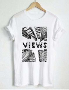 f94eca33bf0c59 Views Drake Graphic T Shirt Drake Clothing