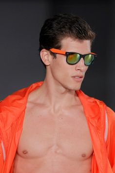 080 Barcelona Fashion. Menswear, SS14 collection.