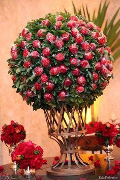 Faça você mesmo meu amor   Maçã do amor para o seu casamento   Casando sem Grana   Clique na imagem e acesse.