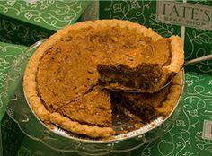 Tate's Bake Shop chocolate chip pie