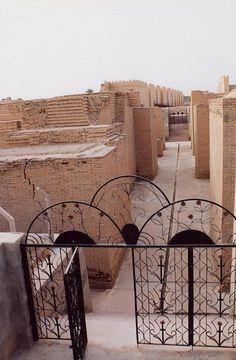 Through Ishtar Gate, Babylon