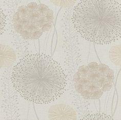 Gardenia wallpaper by Harlequin