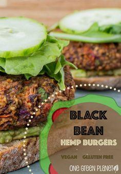black-bean-hemp-burgers