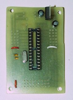 DIY Arduino - 16mHz crystal