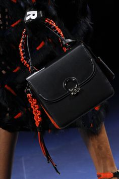d71d2fb3d3 Versace Fall 2017 Ready-to-Wear Fashion Show Details Fashion Handbags
