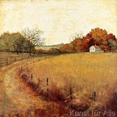 Jill Schultz McGannon - Pastoral View 1