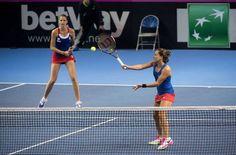 #Pliskova Fed Cup, Tennis Racket, Champs, Finals, Basketball Court, Sports, Hs Sports, Final Exams, Sport