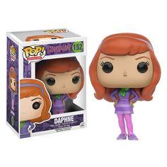 Scooby-Doo Daphne Pop! Vinyl Figure - Funko - Scooby-Doo - Pop! Vinyl Figures at Entertainment Earth