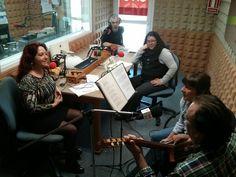 Dia de la poesia en el programa.21/03/14