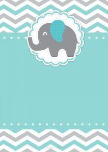 69 Trendy Ideas For Baby Shower Ideas Invitaciones Babyshower Imprimibles Baby Shower, Baby Shower Invitaciones, Baby Shawer, Baby Kit, Elephant Baby Showers, Baby Elephant, Baby Shower Themes, Baby Boy Shower, Shower Ideas