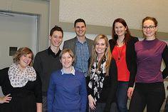 The team at WashU talking brand trust | #evolve24TRUST #evolve24emp
