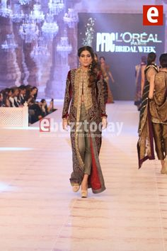 Sana Safinaz - PFDC L'Oréal Paris Bridal Week 2014-ebuzztoday (105)