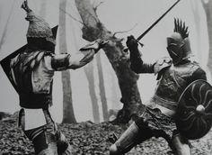 'I paladini - Storia d'armi e d'amori' (1983); regia: Giacomo Battiato. Titolo inglese: 'Hearts and Armour'