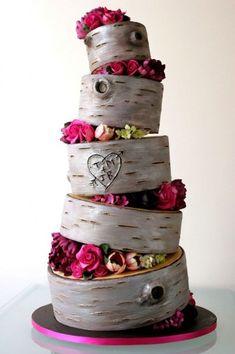 Это не торты, это - шедевры! (25 фото)