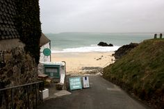 my favourite beach here. Where we regularly see seals. St Ives Cornwall, Devon And Cornwall, Cornwall England, Cornish Beaches, Cornish Coast, Places To Travel, Places To Visit, Gypsy Life, Seaside Towns