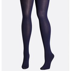 Avenue Plus Size Light Control Top Tights ($19) ❤ liked on Polyvore featuring intimates, hosiery, tights, navy, plus size, plus size womens tights, opaque stockings, navy blue opaque tights, navy tights and navy blue tights