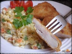 Risotto, Mashed Potatoes, Chicken, Meat, Ethnic Recipes, Food, Whipped Potatoes, Smash Potatoes, Essen
