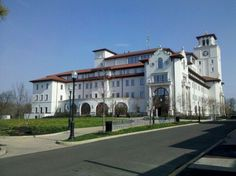 Site of the 2014 Natural Living Conference: Montclair State University in Montclair, NJ