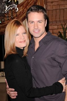 young and the restless 25 anniversary pictures Anniversary Pictures, 25th Anniversary, Michelle Stafford, Young And The Restless, Long Time Ago, All About Time, Celebrities, Cake, Hair Ideas