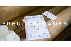 Vorlage Hochzeit Freudentränen Taschentücher - Allerliebeanfang
