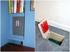 Un coffre-fort chez moi… pourquoi pas ? | Studio d'archi, le blog d'architecte de Nicolas Sallavuard