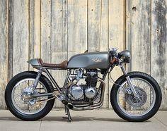 al otro lado de la moda: kott-motorcycles