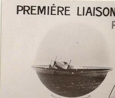 Premiere Liason Aero France-Nouvelle-Caledonie/Paris-Noumea 6mars.5avril1932 032 Aero, France City, Post Card, Paris, Norway, Auction, Ebay, Things To Sell, Beginning Sounds