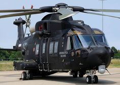 Italian Air Force unveils new HH-101A Caesar helicopter