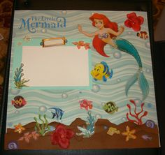 The Little Mermaid - Scrapbook.com