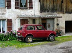 Lada Niva, France 2012