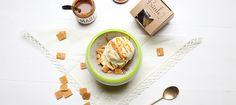 Vanilla Caramel Frittle Swirl