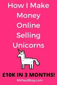 My Side Hustle Selling Unicorns! Using Amazon Private Label. How to Make money online Private Label products and sell with Amazon FBA.