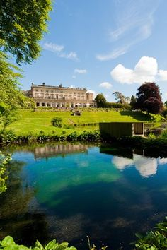 Cowley Manor - the most beautiful Cotswolds location. Stunning building with a small church in the grounds