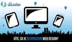 """Dnes už nemusíme brouzdat na internetu jenom na počítači, ale i na mobilech, tabletech a dalších technologických """"vychytávkách"""". Ale aby byl web či e-shop dobře čitelný i na jiných zařízeních než je PC, musí být design webu responzivní (optimalizovaný pro nejrůznější zařízení).  Responzivní design webu nebo e-shopu je základem úspěšného podnikání!  #responzivni #web #podnikani"""