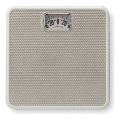 Mech Bath Scale, Cap 300 Lb, Silver Mat by Taylor. $15.09. Bath ScalesBath ScalesDigital and analog scales offer accuracy with easy-to-read dials.Weighing surface same as overall dimensionsAll digital scales include batteriesWeighing surface same as overall dimensionsAll digital scales include batteriesThis item has been restricted from sale in the following states: [PR]Mechanical Bath Scale, Capacity 136/300 kg/Lb, Readability 1/2 kg/Lb, Overall Length 10 1/4 In, Overall Wi...
