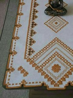 Bohemian Rug, Rugs, Home Decor, Hardanger Embroidery, Farmhouse Rugs, Decoration Home, Room Decor, Home Interior Design, Rug