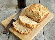 Hungry Couple: Honey Beer Bread (& KitchenAid Stand Mixer Giveaway) #recipesfromtheheart