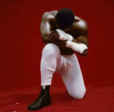 80's Touch. Tyson. Cool boots.